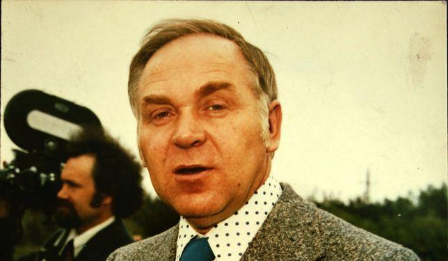 Jan Ciszewski to legenda polskiego dziennikarstwa sportowego
