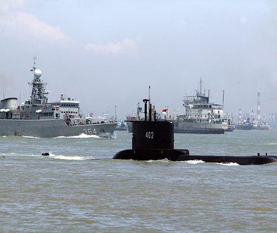 Indonezja. Odnaleziono szczątki zaginionego okrętu podwodnego