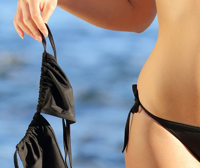 Kobiety ważące ponad 47 kg nie powinny pokazywać się w bikini? Oto ich odpowiedź