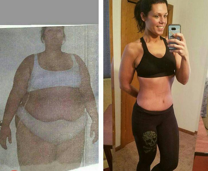 """Zrzuciła 180 kg i zmieniła swoje życie. """"Zdałam sobie sprawę, jak mogę skończyć"""""""
