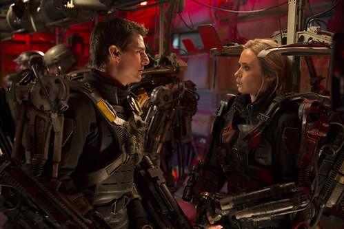 Tom Cruise i Emily Blunt fot. Warner Bros.