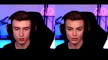 Streamerzy zmieniają twarze. Tak wygląda deepfake w czasie rzeczywistym
