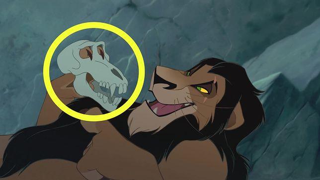 """Co się stało z ciałem Mufasy w """"Królu Lwie""""? Odpowiedzią jest ta scena"""