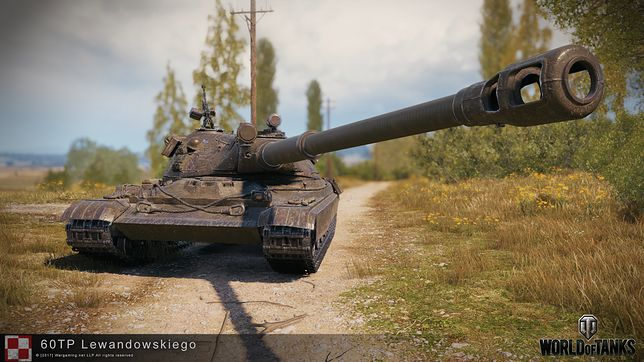 """W """"World of Tanks"""" zobaczymy polskie czołgi"""