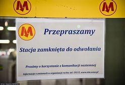 Koronawirus w Polsce. Zamknięto pięć stacji metra