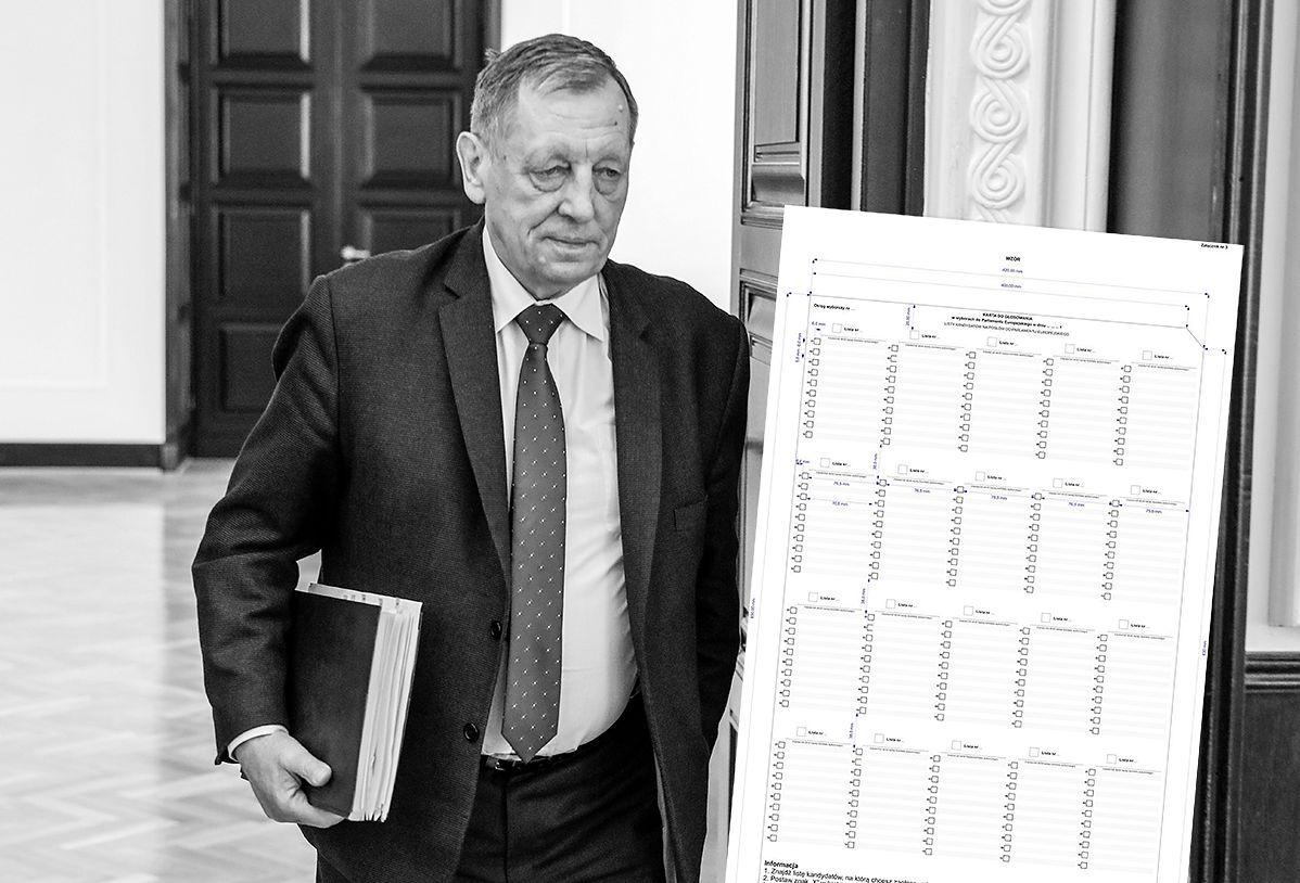 Jan Szyszko nie żyje. Oddany na niego głos będzie ważny