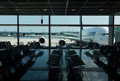 Lufthansa odwołuje rejsy do Warszawy i Krakowa