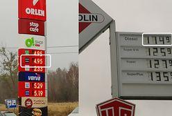 Diesel w Niemczech tańszy niż w Polsce