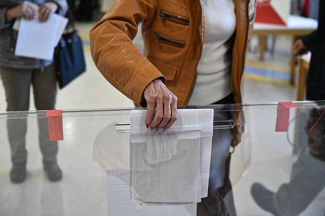 Wybory samorządowe 2018. Trwa głosowanie.