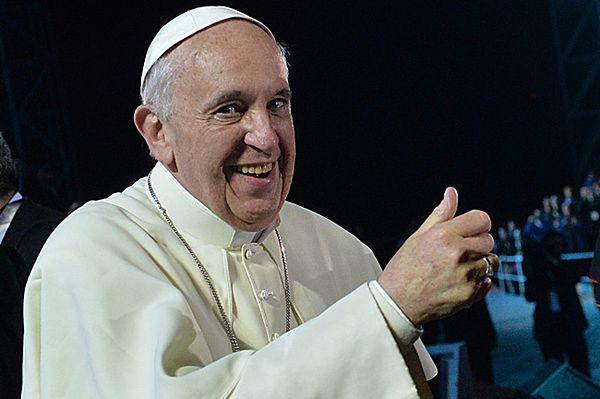 Papież Franciszek zakończył wizytę w Brazylii