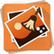 Black Bird Image Optimizer icon