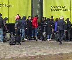 """Sobota, centrum Mińska. """"Migrantów jest więcej niż miejscowych"""""""