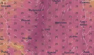 Prognoza pogody. Nadchodzą trąby powietrzne i bardzo wysokie temperatury