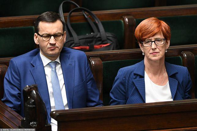 Elżbieta Rafalska ma nadzieję, że do drugiego kryzysu w koalicji nie dojdzie