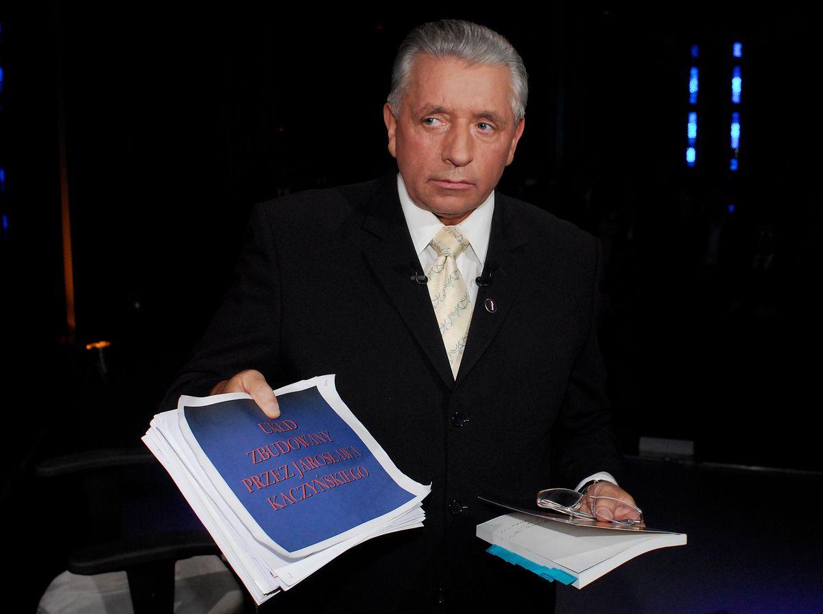 Prokuratura przesłuchała nowych świadków ws. śmierci Andrzeja Leppera, ale nie wznowi śledztwa