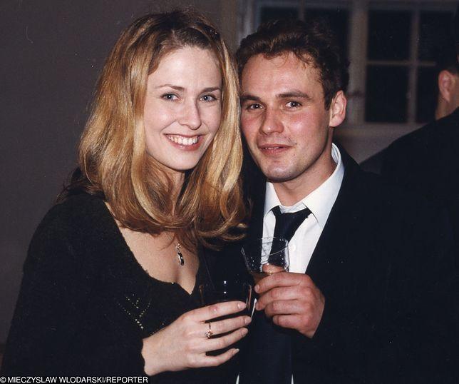 Jan Wieczorkowski i Dorota Naruszewicz. Serialowe rodzeństwo spotkało się po latach