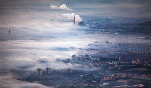 17 października jakość powietrza w Polsce nie jest zbyt dobra.