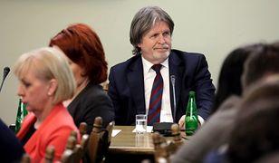 Poseł PiS Andrzej Sośnierz to ojciec następcy Janusza Korwin-Mikkego w PE