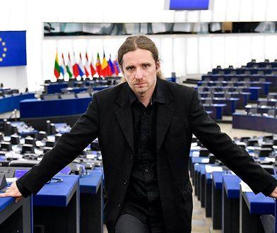 Dobromir Sośnierz zasiada w Parlamencie Europejskim od marca 2018 r.