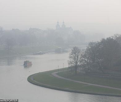 Smog w Polsce słabnie, jednak ta tendencja może nie utrzymać się zbyt długo.