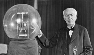 Thomas Edison, w opinii wielu osób, był nieobliczalny