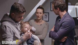 Hania urodziła się z ciężką chorobą, prawdopodobnie z powodu zamiany komórki jajowej podczas zapłodnienia in vitro