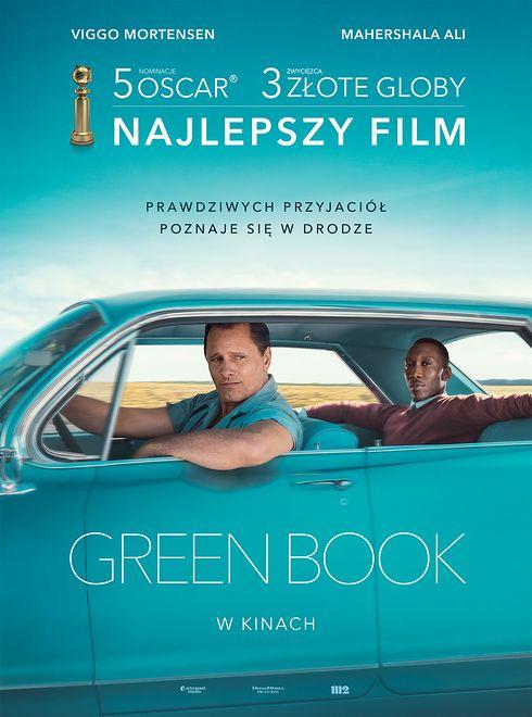 """""""Green Book"""" z 5 nominacjami do Oscara w najważniejszych kategoriach. W kinach 8 lutego"""
