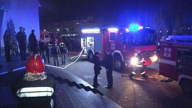 Pożar w nocnym klubie we Lwowie. 22 osoby są ranne