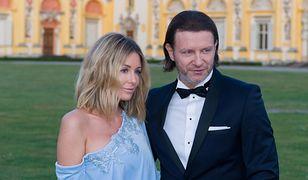 Małgorzata Rozenek i Radosław Majdan nie dają się obrażać
