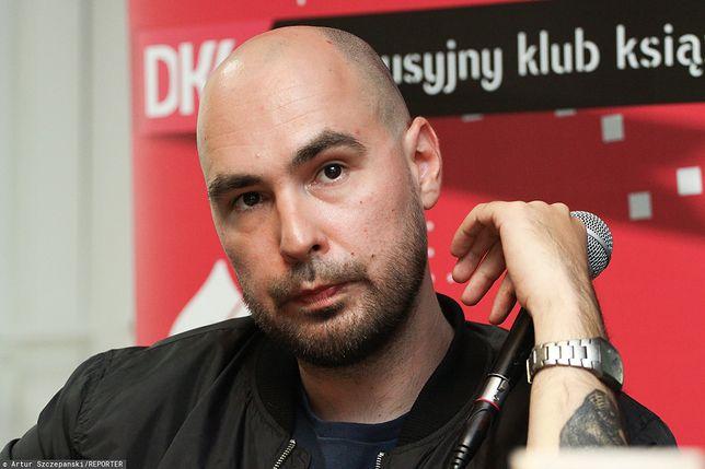 Wyniki wyborów 2020. Jakub Żulczyk skomentował wyniki I tury