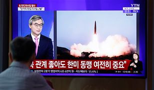 Korea Płn. wystrzeliła rakiety. Kim straszy świat