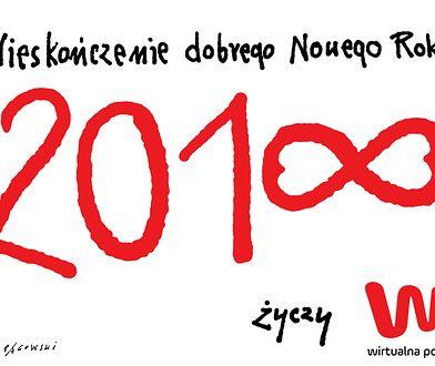 Życzenia Wirtualnej Polski na Nowy Rok