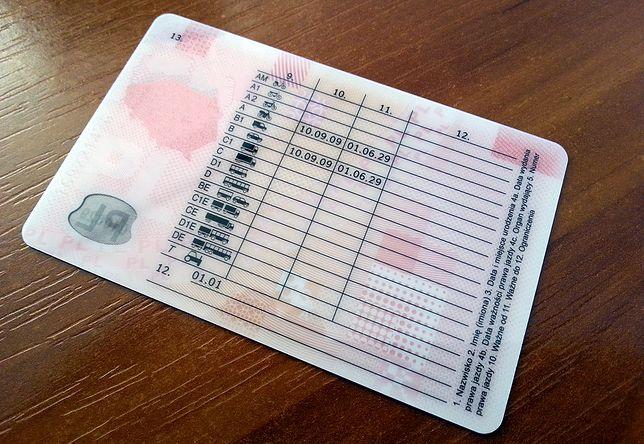 W Polsce nie ma żadnych ograniczeń wieku dla kierowców