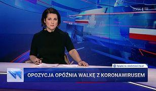 """""""Wiadomości"""" ponownie uderzają w opozycję"""