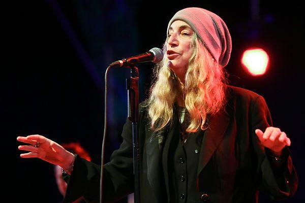 Patti Smith: nadal nie uważam się za muzyka - po prostu trochę śpiewam