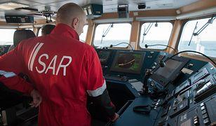 Bałtyk. W akcji ratunkowej dwie jednostki SAR