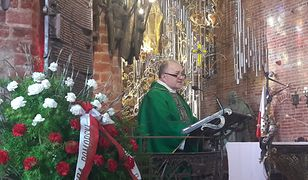 Msza odbyła się w Bazylice św. Brygidy w Gdańsku.