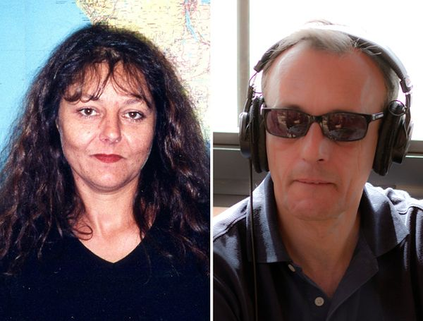 Ghislaine Dupont i Claude Verlon