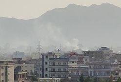 Wybuch w Kabulu. Talibowie: to rakieta USA