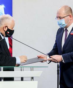 Postępy w negocjacjach z Jarosławem Kaczyńskim. Bielan ujawnił