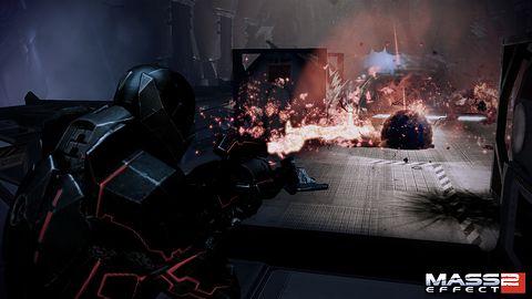 2 miliony Mass Effect 2 w tydzień