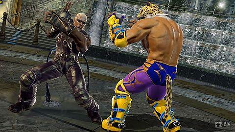 Nowe obrazki z Tekken 6: Bloodline Rebellion