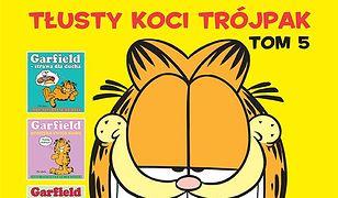 Garfield: Tłusty koci trójpak 5