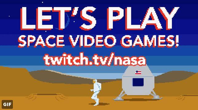 NASA będzie grać w grę. Internauci są zachwyceni