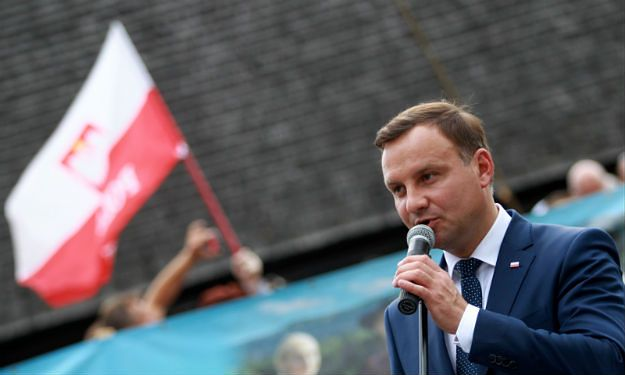 Andrzej Duda: prezydent ma silny mandat i ograniczone uprawnienia