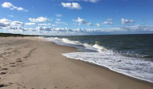Ostatnie słoneczne dni nad Bałtykiem