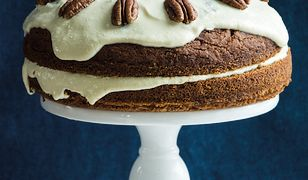 Ciasto marchewkowe. Deser, który nie pójdzie w boczki