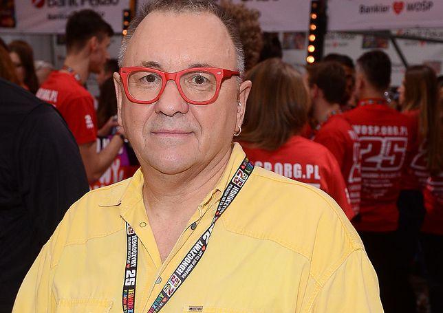 Jerzy Owsiak ma 65 lat