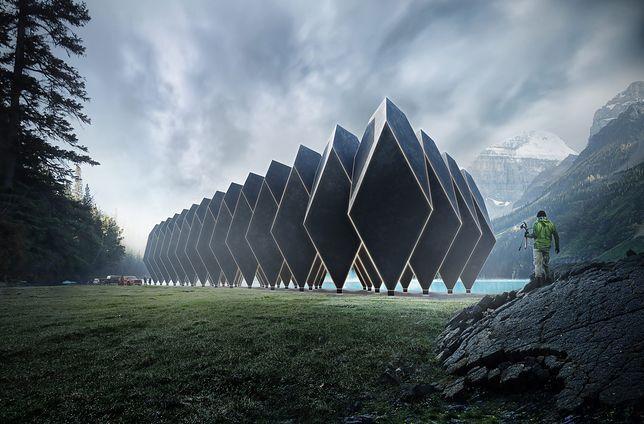 Hotel Tetra ma być najbardziej futurystycznym hotelem na świecie