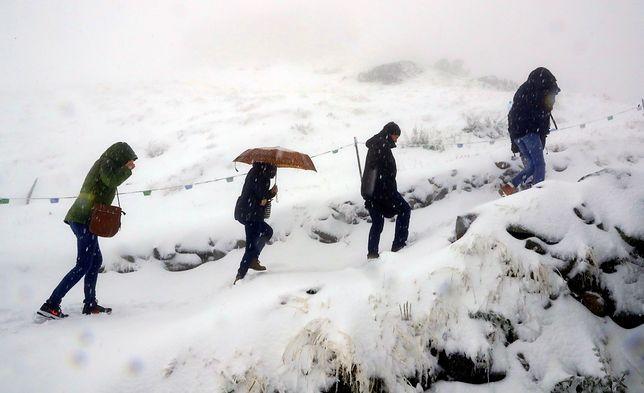 Sezon zimowy w Tatrach rozpoczęty